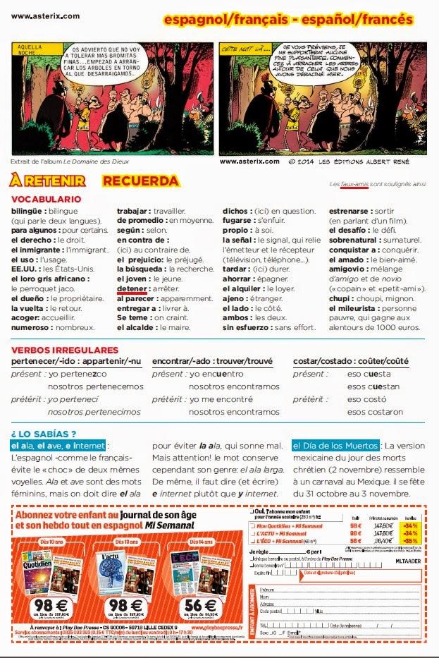 apprendre espagnol