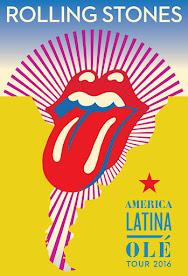 THE ROLLING STONES!  ESTADIO MONUMENTAL. 6 DE MARZO 2016