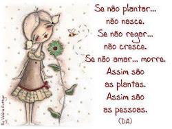 Cuide do mundo ao seu redor...
