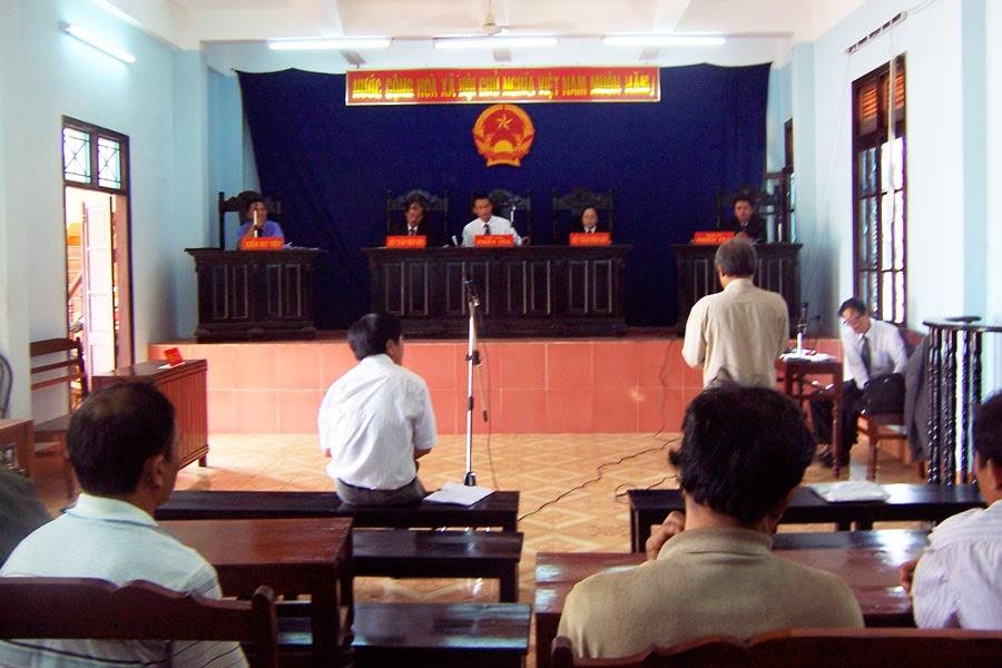 Huyện Mang Yang: Người dân kháng cáo bản án hành chính sơ thẩm của Tòa án
