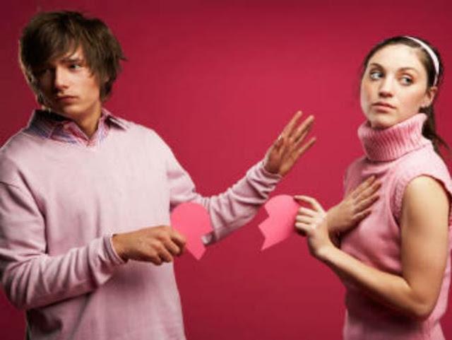 Lima Ciri Yang Buktikan Dia Bukan Pasangan Terbaik
