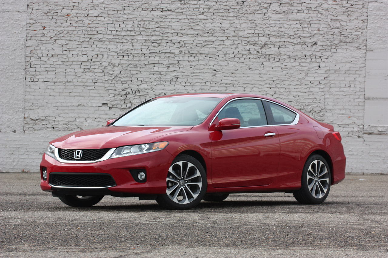 2013 honda accord coupe v6 performance
