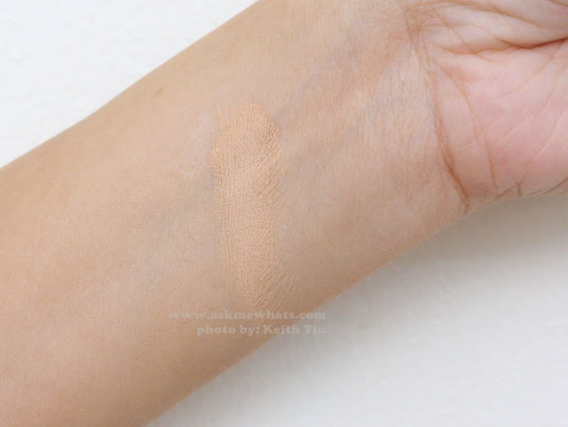 A photo of a swatch Kate Cover Concealer for COVER in NB
