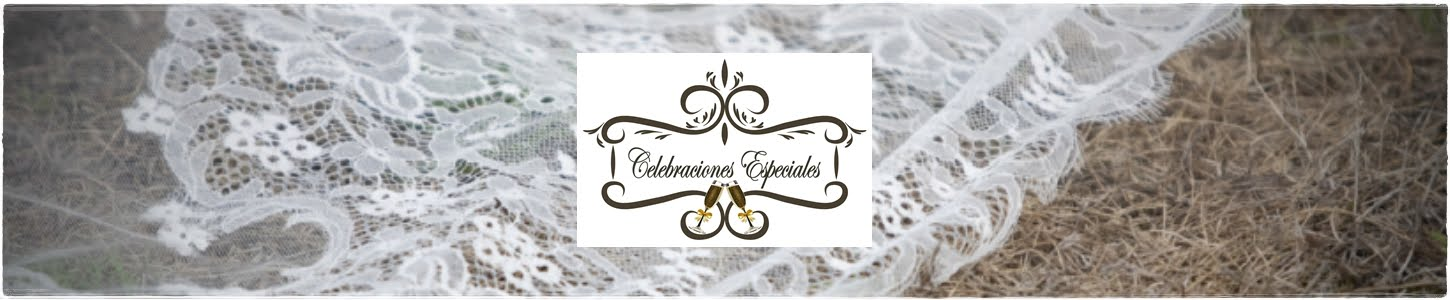 Celebraciones Especiales - Miriam L.M