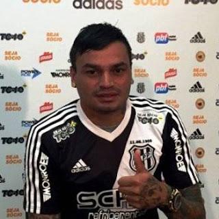 Fábio Ferreira Ponte Preta 2015