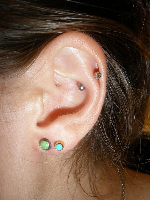 Ear piercing! :D title=