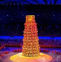 Torre de Babel na Olimpíada de Pequim 2008