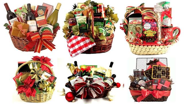 el yapımı yılbaşı hediye sepetleri