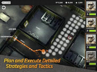 Breach & Clear v1.2e Mod [Free Premium Purchase & Unlimited Silver]