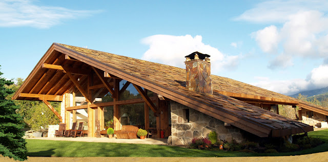 Blog de p rez lacasa arquitectos manuel monroy pagnon for Ideas de tejados de madera