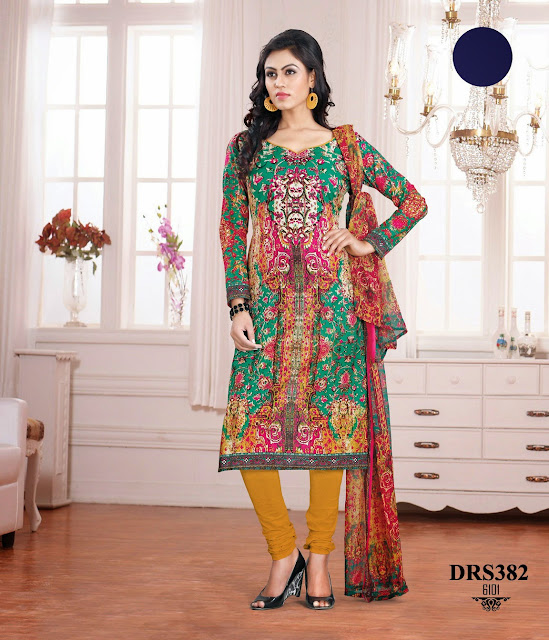 Online Pure Cambric Print Dress Material – Supplier