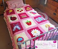 Little Blossom's Blanket
