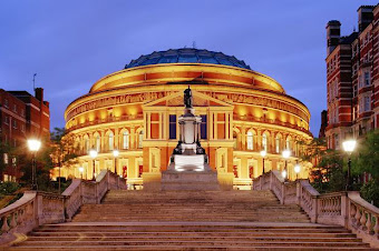 The Royal Albert Hall - London.