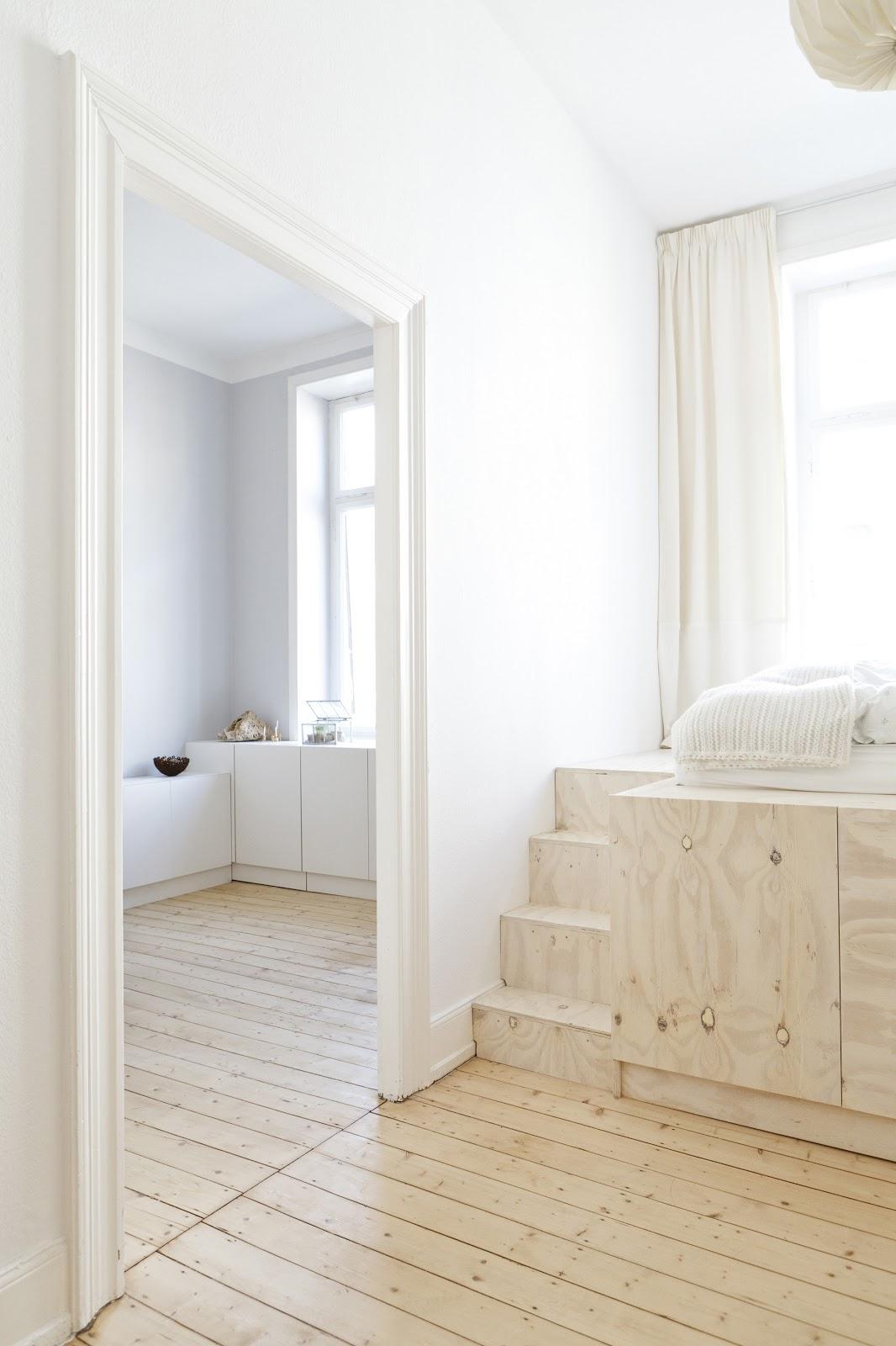 Leuchtend grau interior design blog celebrating soft minimalism ...