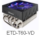 ENERMAX ETD-T60 series CPU cooler picture 5