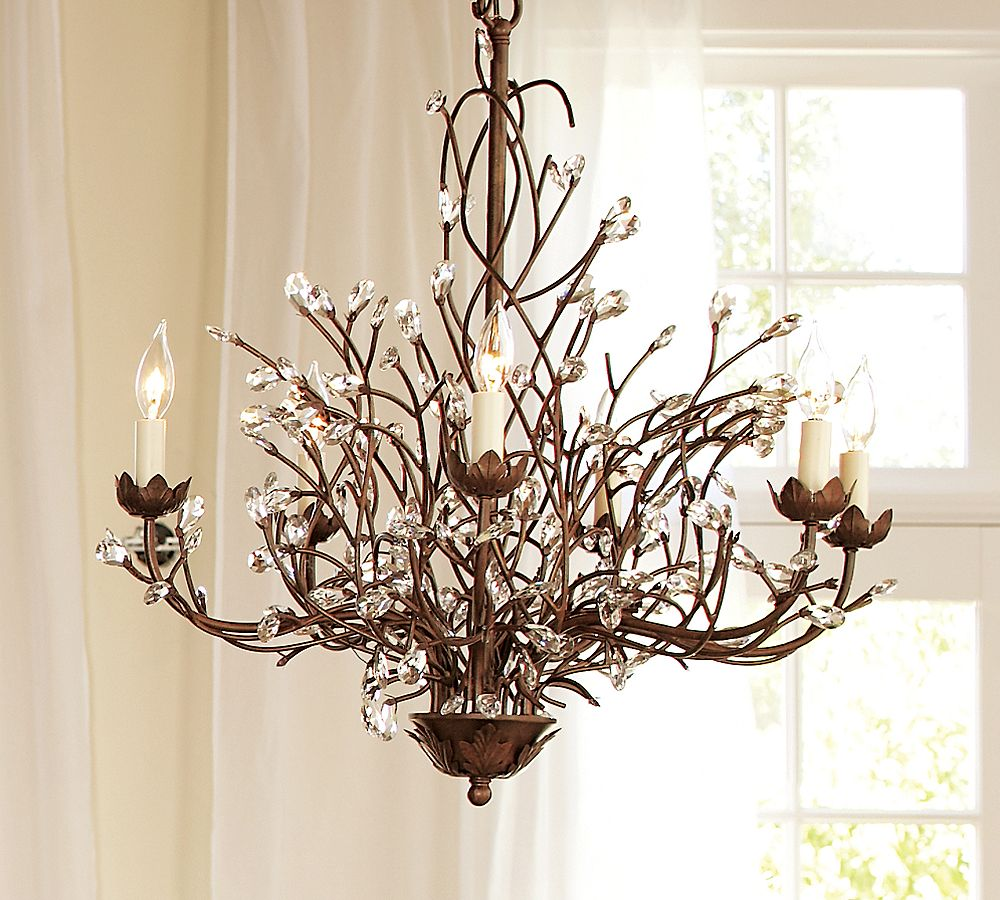 Low country living lighting on a budget for Modern chandeliers ikea