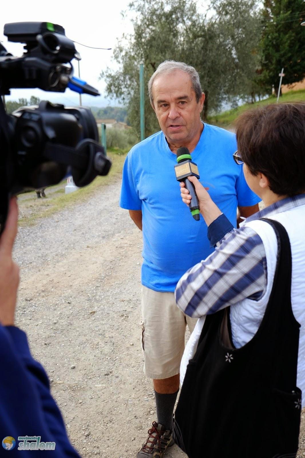 Giovanni Corrieri intervistato da Antenna 5