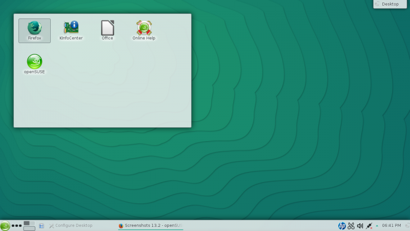 Release of openSUSE 13.2