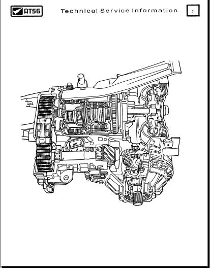 A606 Transmission Service Manual Today Manual Guide Trends Sample
