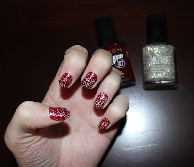 NOTD: Getting Festive with Avon