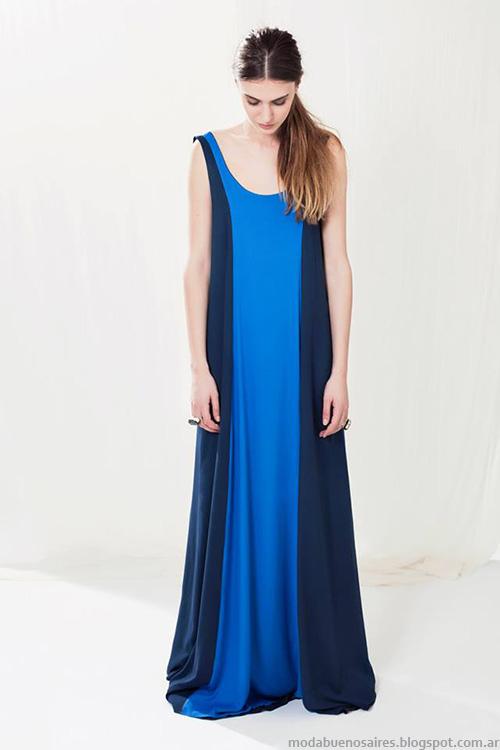 Allô Martínez primavera verano 2015. Moda 2015 vestidos.
