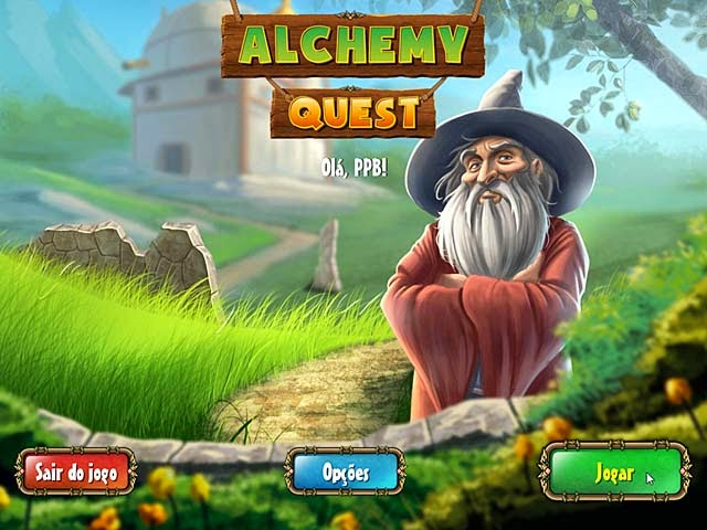 Alchemy Quest PT-BR Portable