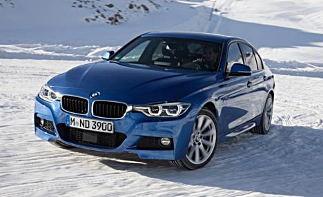 BMW 440i And 325d Coming In Spring