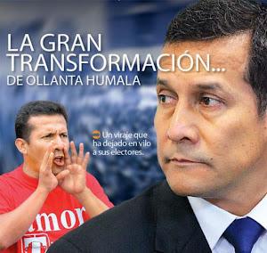 """""""LA GRAN TRANSFORMACIÓN"""""""