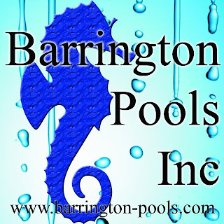 Barrington Pools logo