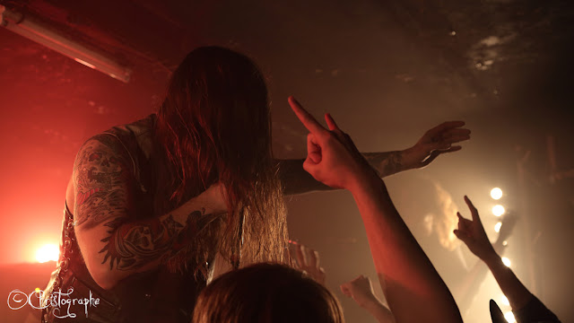 hardforce christographe KVELERTAK paris 2013 jerome graeffly