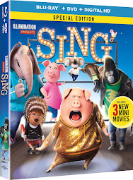 """SING"" ARRIVES 3/21 - MINI-MOVIE SNEAK PEAK"