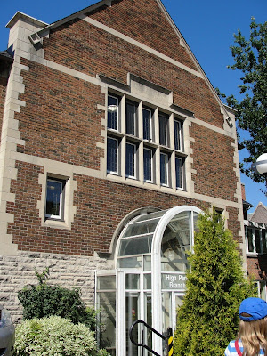 high park library branch