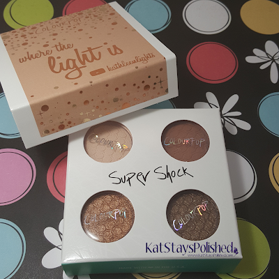 ColourPop Where the Light Is | Kat Stays Polished