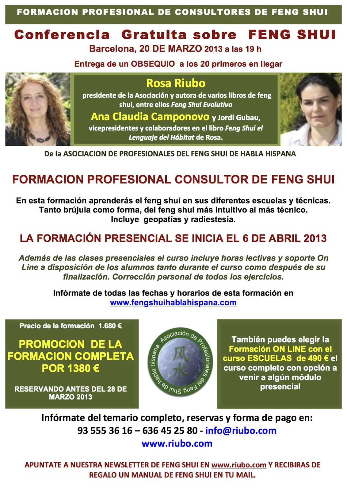 Asociaci N De Profesionales Del Feng Shui De Habla Hispana