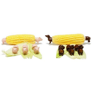 Dog Corn Holders