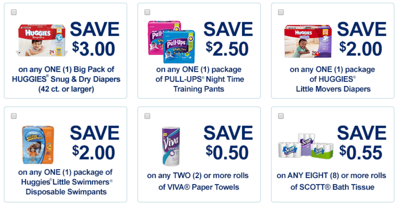 Printable full value coupons