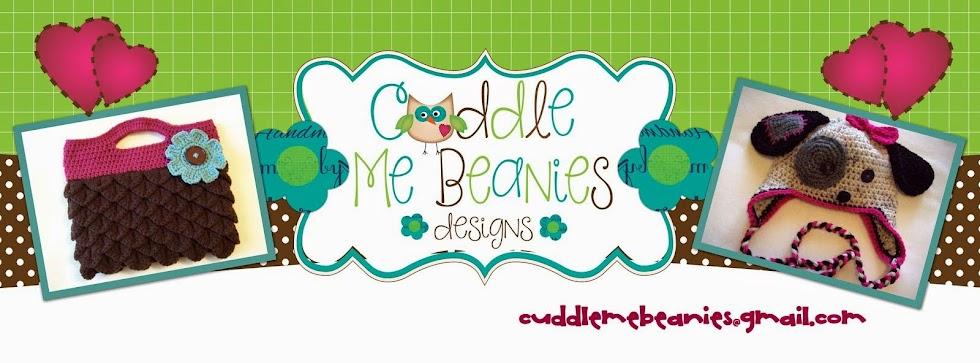 Cuddle Me Beanies Designs