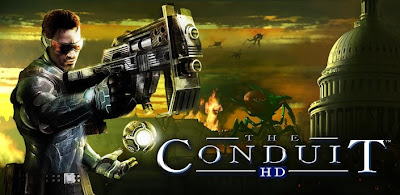TheConduitHDAPKv1.02 andro apps The Conduit HD APK v1.02 (1.02) Unlock all levels + Sd Data
