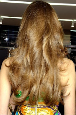 A Gorgeous Blow-out