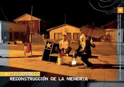 """Proyecto """"Performance: Reconstrucción de la Memoria"""""""
