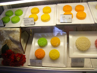 mooncakes from goodwood park hotel