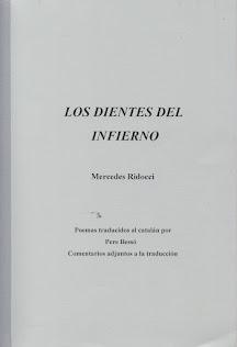 LOS DIENTES DEL INFIERNO -  Plaquette bilingüe