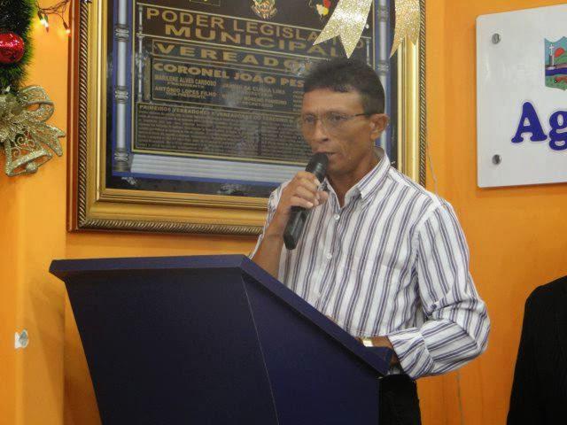 VEREADOR JACIRO CABOCLO
