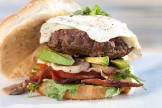 ultimate bacon and egg burger 17 mouthwatering and crowd-pleasing burgers