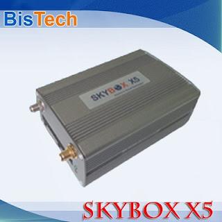 Thiết bị giám sát hành trình đa năng - Skybox X5