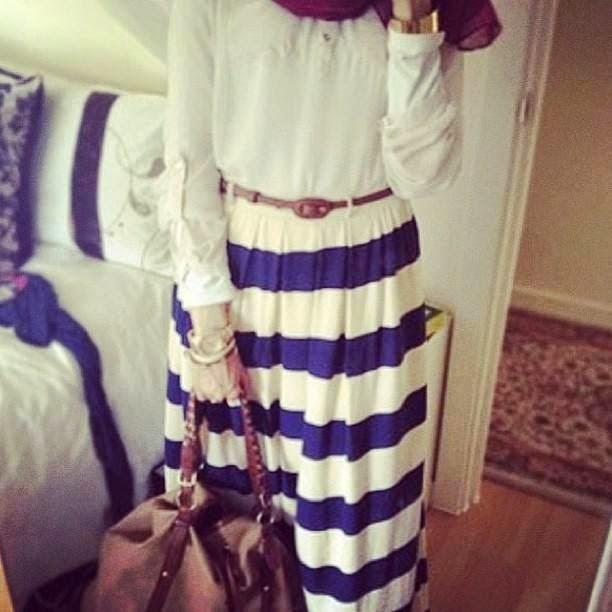 Vêtement-Hijab-Moderne-Robe
