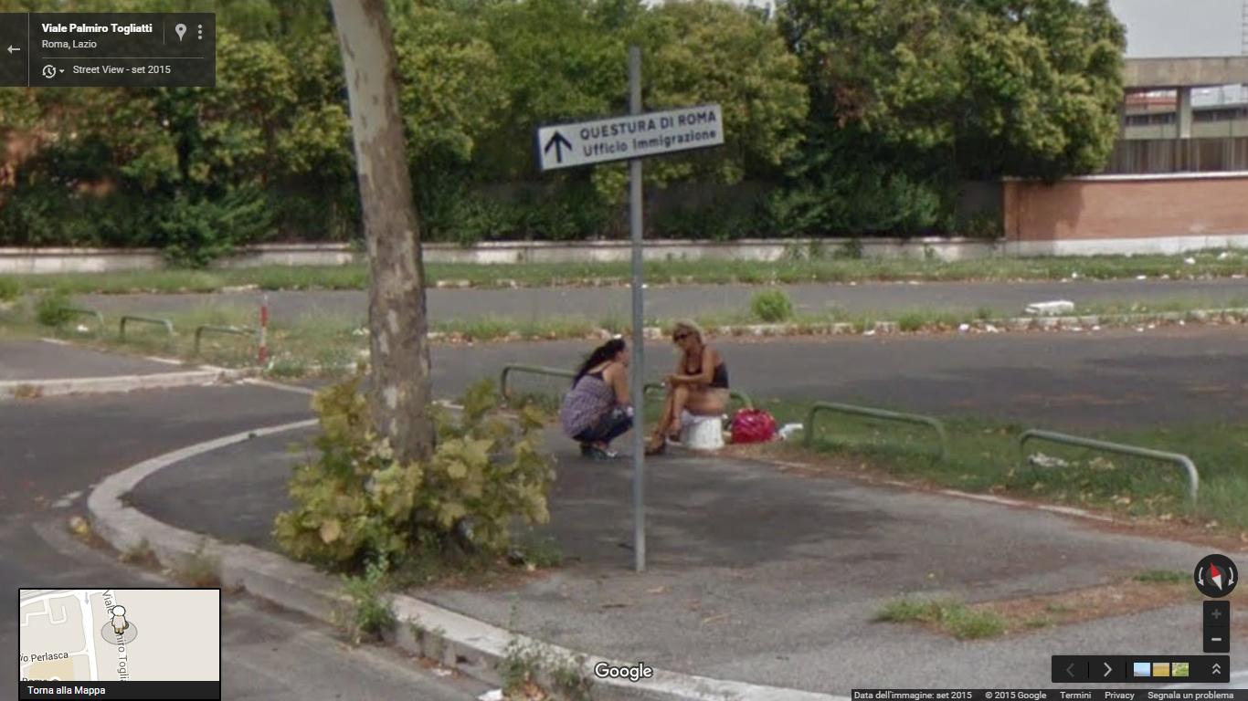 prostitutas street view putas horas
