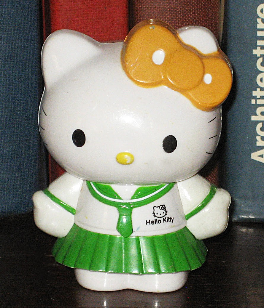 Hello Kitty Toy Food : Percy s fast food toy stories hello kitty in green school