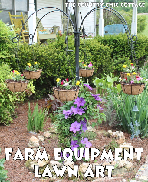 landscaping ideas with farm