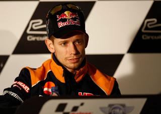 Casey Stoner Pensiun dari Moto Gp Akhir Musim 2012